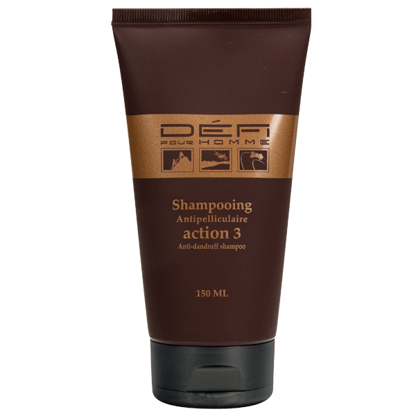 Shampooing Anti-pelliculaire Action 3